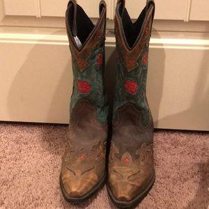 Women's Laredo boots EC